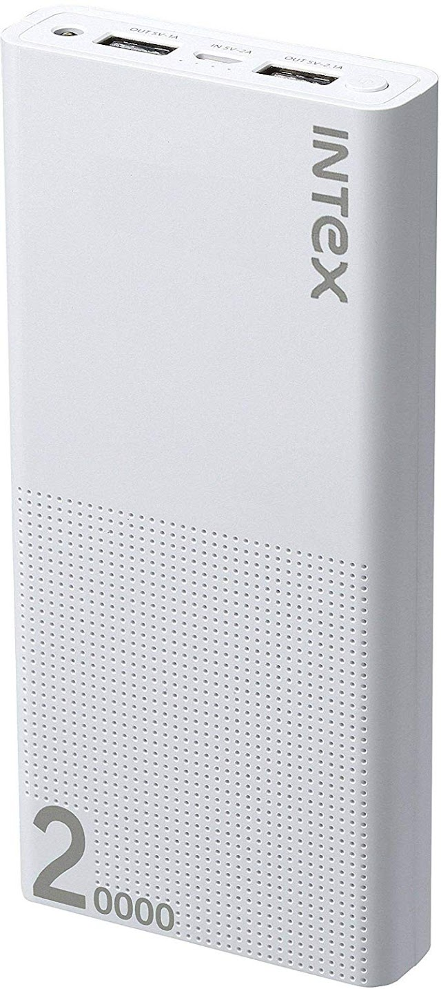 Intex IT-PBA 20K Poly (20,000 mah) Check Price, All Buying Options, Features