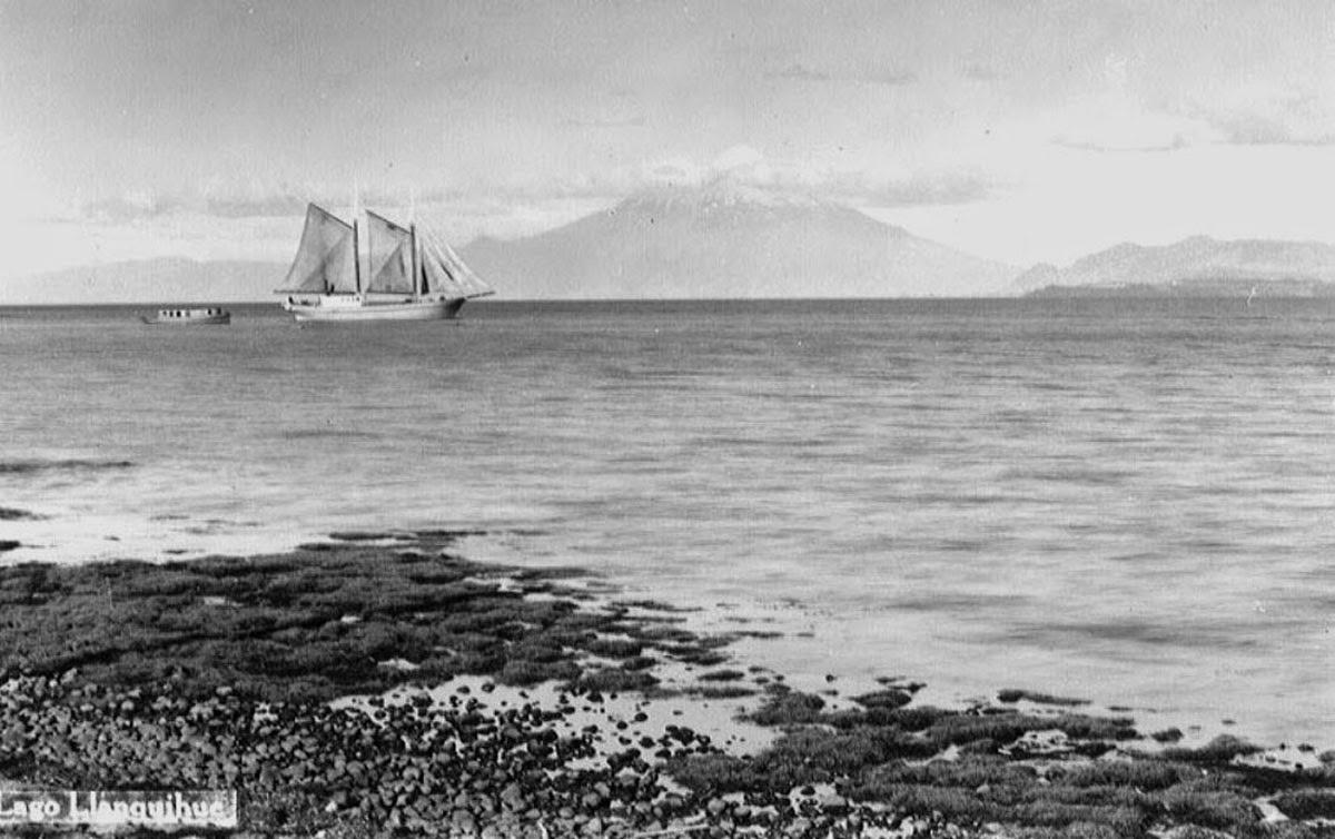 Colonizaci N Lago Llanquihue Puerto Varas 1855 # Muebles Loa Sur Ancud