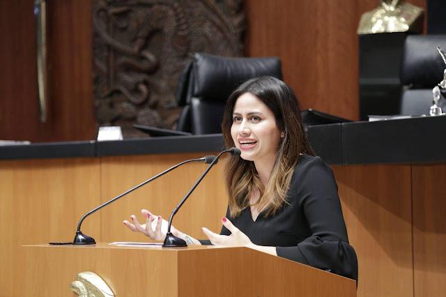 """Urgente, implementar la reforma sobre trabajo desde casa o """"home office"""": Indira Rosales"""