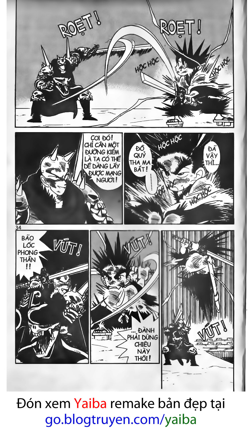 Yaiba chap 61 trang 13