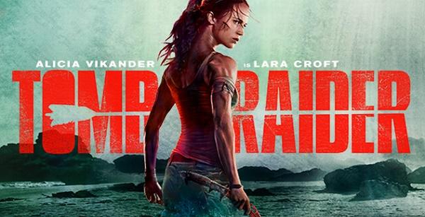 film terbaru 2018 tomb raider