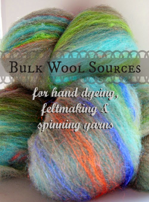 where to buy wool roving and locks in bulk and other fiber art supplies at good prices