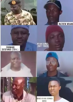 Missing General Alkali: Police declare 8 masterminds wanted