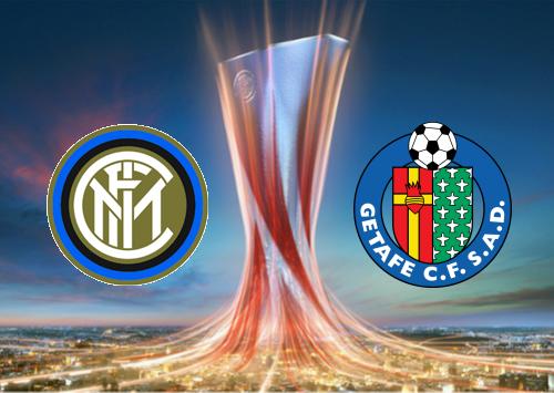 Inter Milan vs Getafe Full Match & Highlights 05 August 2020