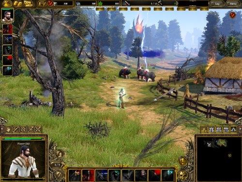 تحميل لعبة spell force 2 2012 بحجم 700 ميجا