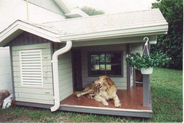 kako napraviti kućicu za psa