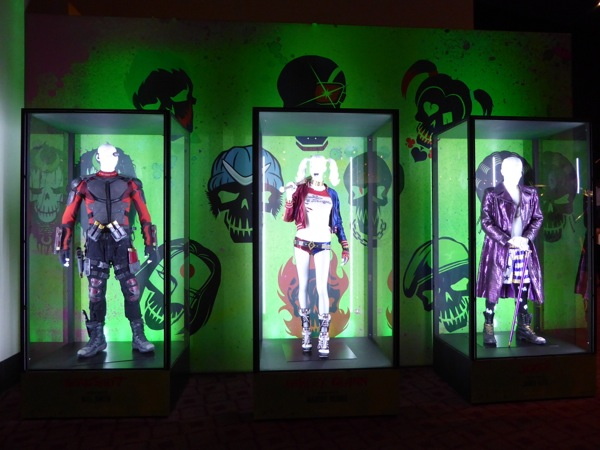 Suicide Squad movie costumes