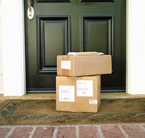 Weekly Tip - Holiday Shopping Season...Help Prevent Package Theft!