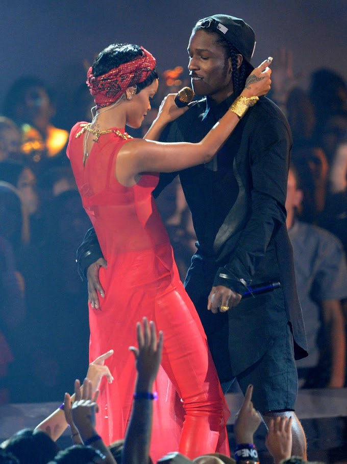 Rihanna & A$AP Rocky Reportedly Dating