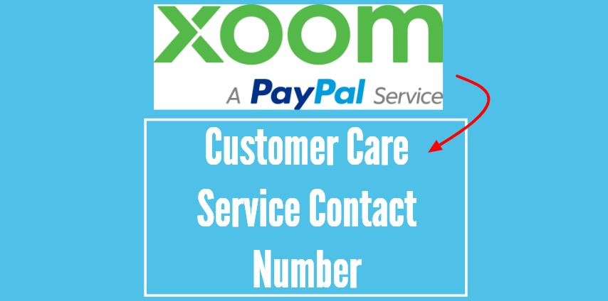 Xoom (Paypal) Pakistan Customer Care Service Contact Number