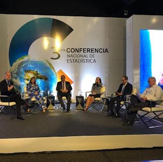 ONE realiza Conferencia Nacional de Estadística sobre datos para la innovación y la competitividad