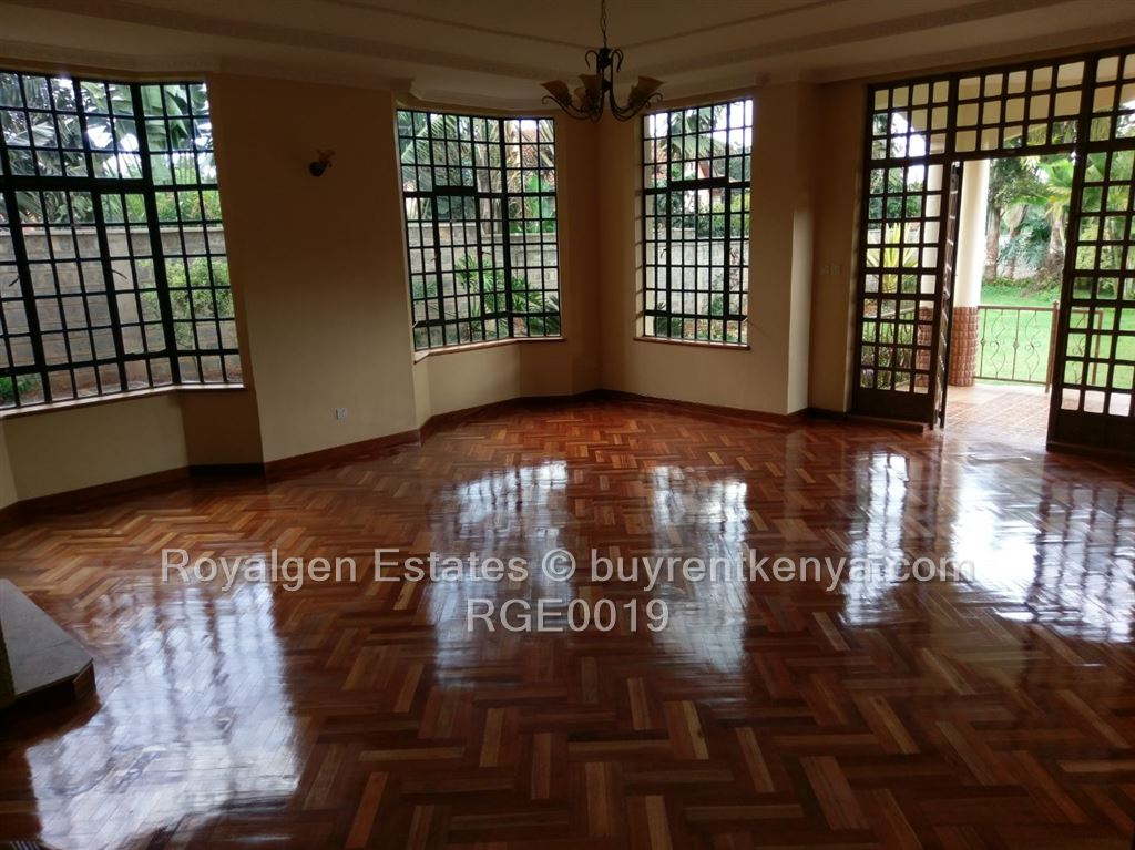 😮😮Rent This Amazing House In Runda For Only Ksh 600,000 Per Month