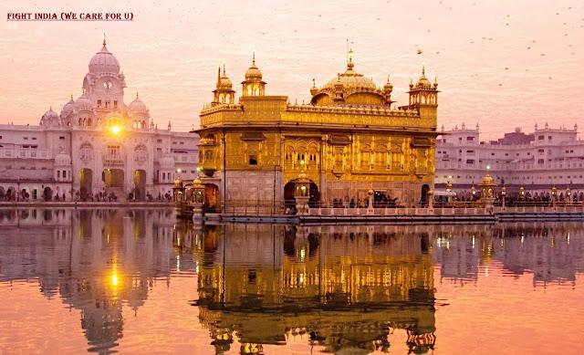 दुनिया की सबसे बड़ी रसोई- द गोल्डन टेम्पल, अमृतसर पंजाब भारत !
