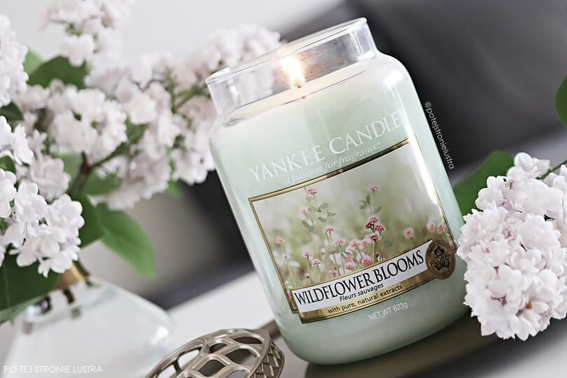 yankee candle wildflower blooms recenzja