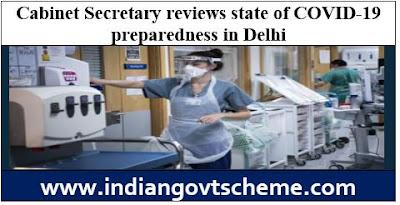 COVID-19 preparedness in Delhi