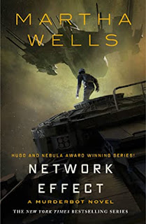 Network Effect (The Murderbot Diaries #5) by Martha Wells