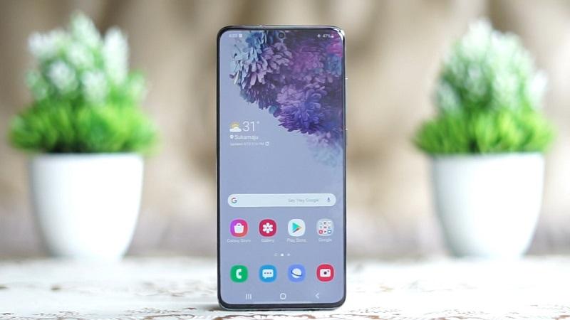 Harga Samsung Galaxy S20+ Di Tahun 2021 Terbaru