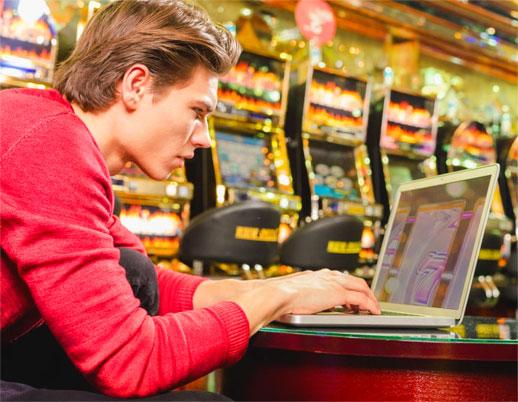 Psicología y adicción a los juegos online de azar en jóvenes