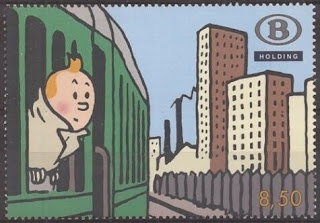 Belgium - Railway - 2007