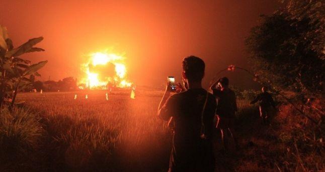 Waduh! Greenpeace Minta Pertamina Dipidana karena Insiden Kebakaran Kilang Balongan Indramayu