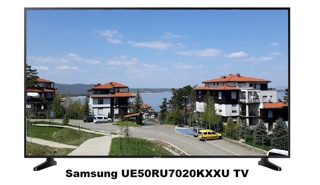 Samsung UE50RU7020KXXU TV specifications