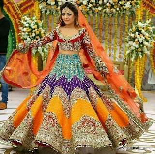 engagement dress for indian bride