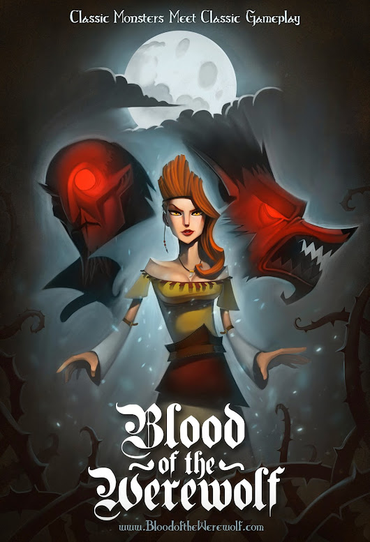 Download Blood of the Werewolf Full PC Game