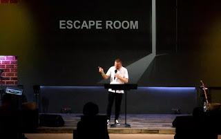 Escape Room, Juan Carlos Parra, Mensaje a jóvenes,