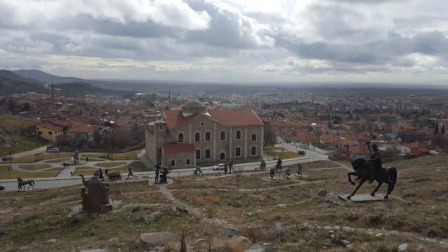 Eskişehir Sivrihisar Ermeni Kilisesi...