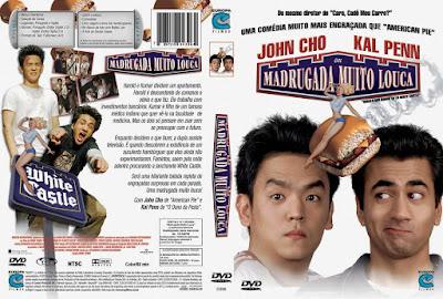 Filme Madrugada Muito Louca DVD Capa