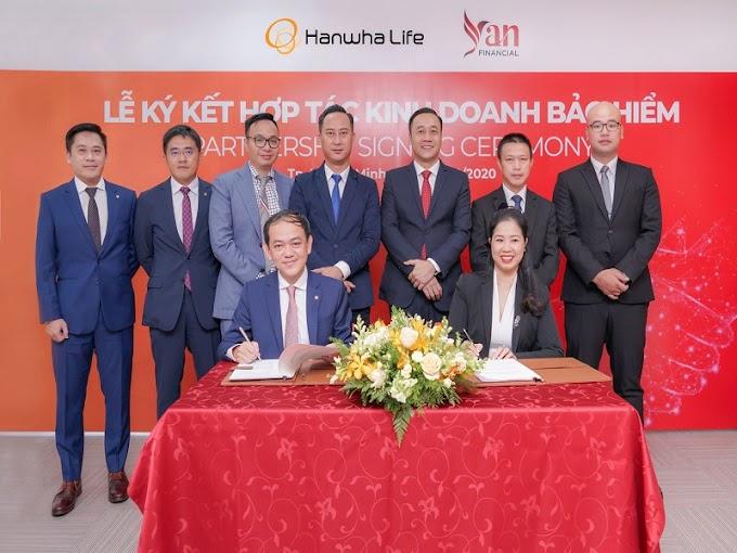 Hanwha Life Việt Nam hợp tác với YAN Financial mở rộng kênh phân phối