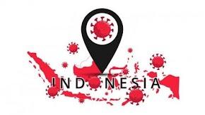 UPDATE: Indonesia Catat Rekor Baru Penambahan Kasus Covid19
