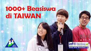 1000+ Peluang Beasiswa di Taiwan