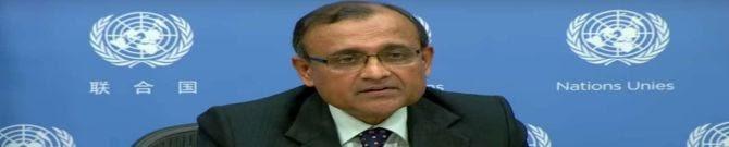 'Pakistan Needs To Vacate PoK', Says Indian Envoy To UN TS Tirumurti