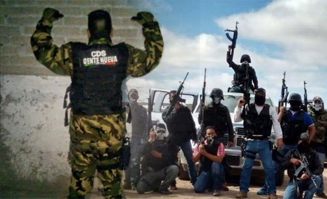 Un Capital de La Marina es grabado conspirando para matar a Policías que no se alinien con La Gente Nueva, Salazar, Cártel de Sinaloa