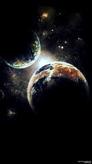 Space Mobile HD Wallpaper