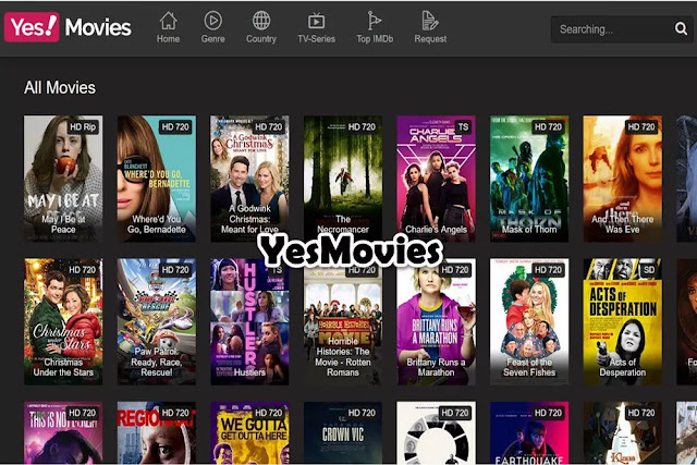 YesMovies : Free Movie Streaming Sites No Sign Up