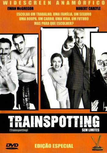 Trainspotting: Sem Limites 1996 Torrent – BluRay 720p/1080p Dual Áudio