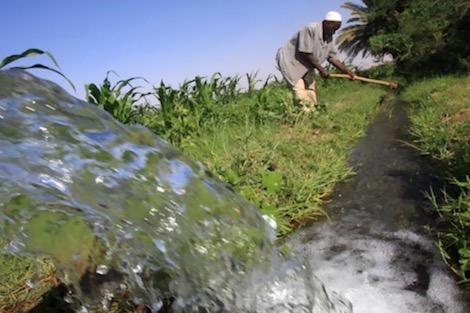 """خبراء: """"المغرب الأخضر"""" يُحسَّنَ تدبير المياه أمام التصحر والجفاف"""