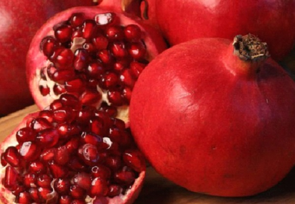 What are the benefits of pomegranate for the body?