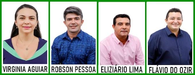 Câmara Municipal de Cariré tem grande renovação com a eleição de 7 novos vereadores e somente 4 conseguiram se reeleger