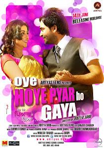Poster Of Oye Hoye Pyaar Ho Gaya (2011) In 300MB Compressed Size PC Movie Free Download At worldfree4u.com