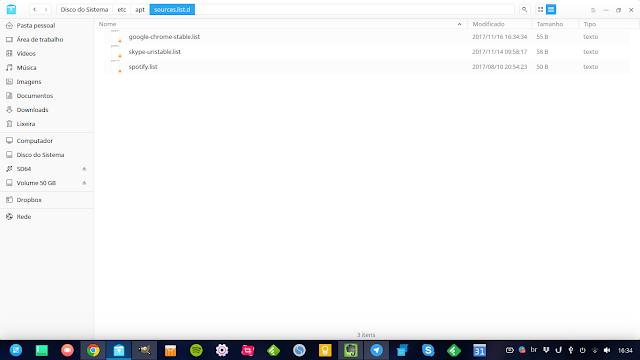 Google Chrome repository