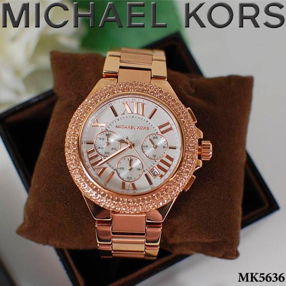 30307e38bd7 Relógio Michael Kors MK5636