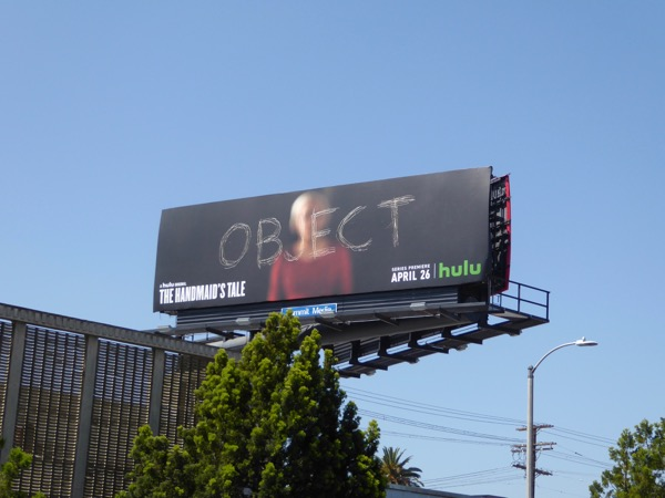 Handmaids Tale Hulu remake billboard