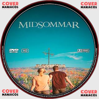GALLETA LABEL MIDSOMMAR 2019 [COVER DVD]
