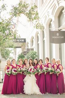 Tremont Hotel wedding