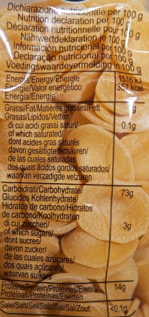 Orecchiette Garofalo - Pasta Garofalo - Pâtes premium - Orecchiette - Italy - Italie - Food - Ebro Foods