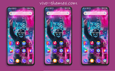 Funtouch os Theme For Vivo