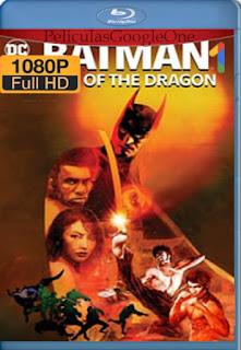 Batman: alma del dragón (Batman:Soul of the Dragon) (2021) [1080p Web-DL] [Latino-Inglés] [LaPipiotaHD]